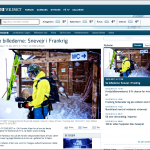 TV2 hjemmeside